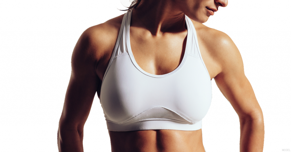 Post- breast augmentation guide to working out