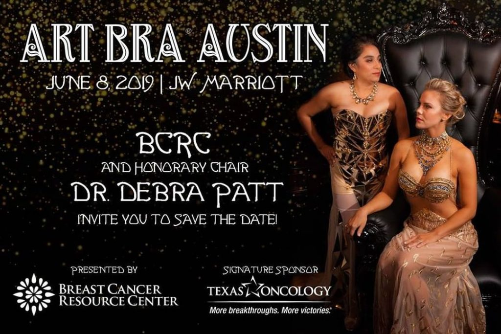 Austin Art Bra is on June 8, 2019.